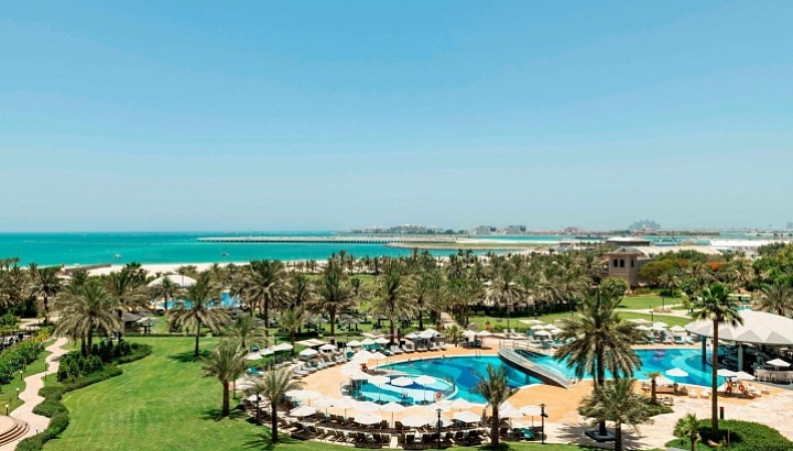 Le Royal Méridien Beach Resort & Spa 5* (Дубай)